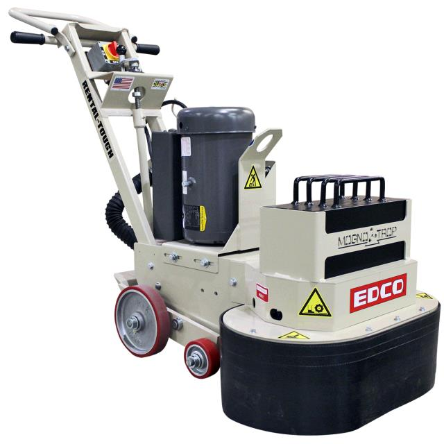 Where to find EDCO CONCRETE GRINDER POLISHER DUAL HEAD in Sikeston