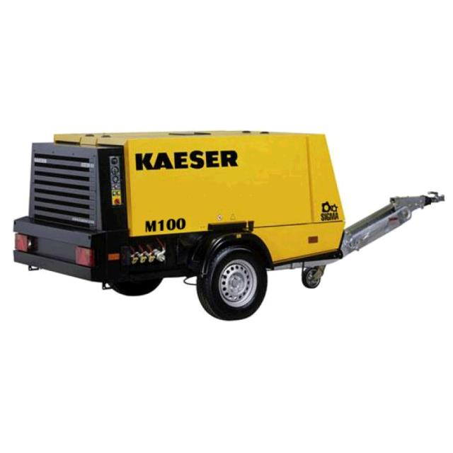 Where to find AIR COMPRESSOR 375 CFM, KAESER in Sikeston