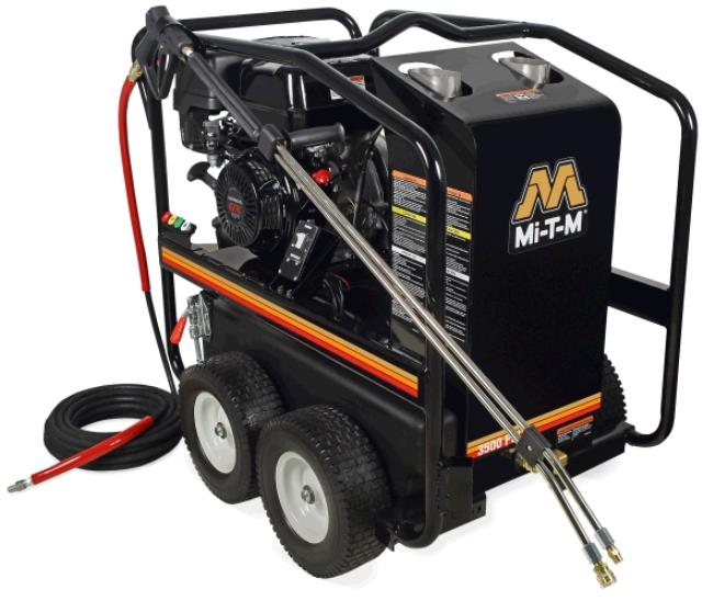 Where to find PRESSURE WASHER 3500 PSI HOT WATER in Sikeston