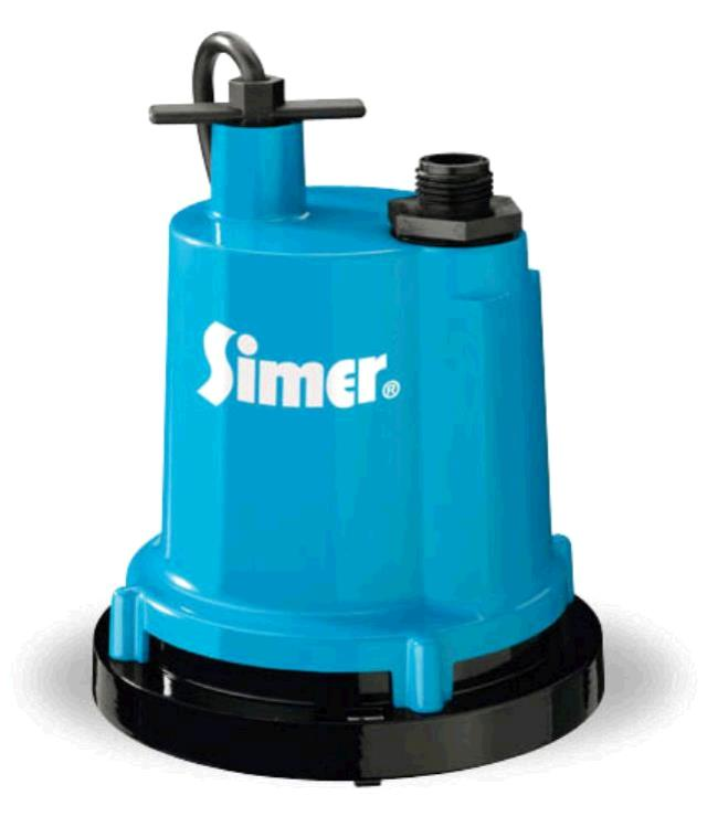 Where to find PUMP SUBMERSIBLE 1  SIMER  16 in Sikeston