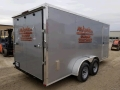 Rental store for TRAILER 7X16 ENCLOSED in Sikeston MO