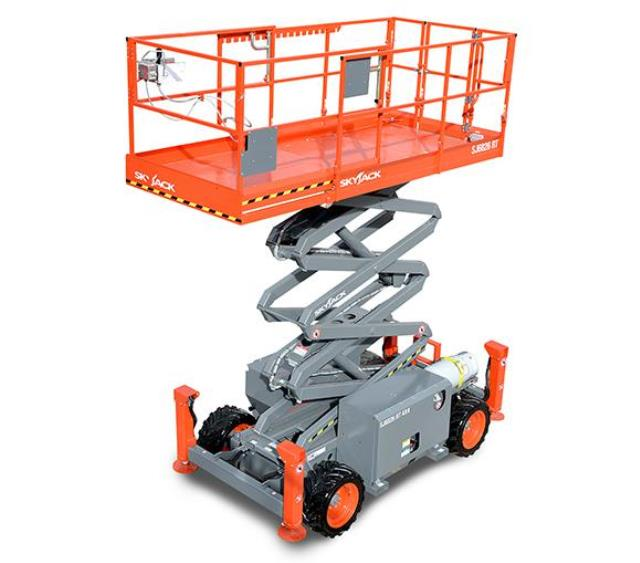 Where to find LIFT, SCISSOR SKYJACK 6826RT in Sikeston